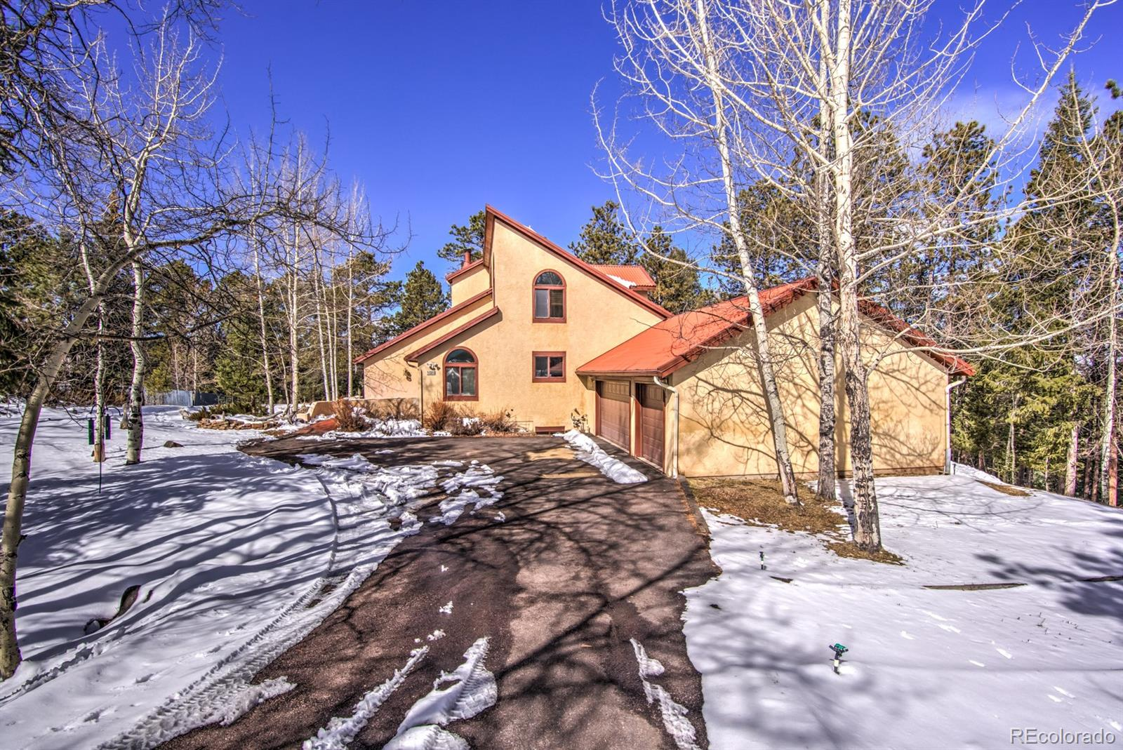 1080 Kings Crown Road Property Photo - Woodland Park, CO real estate listing