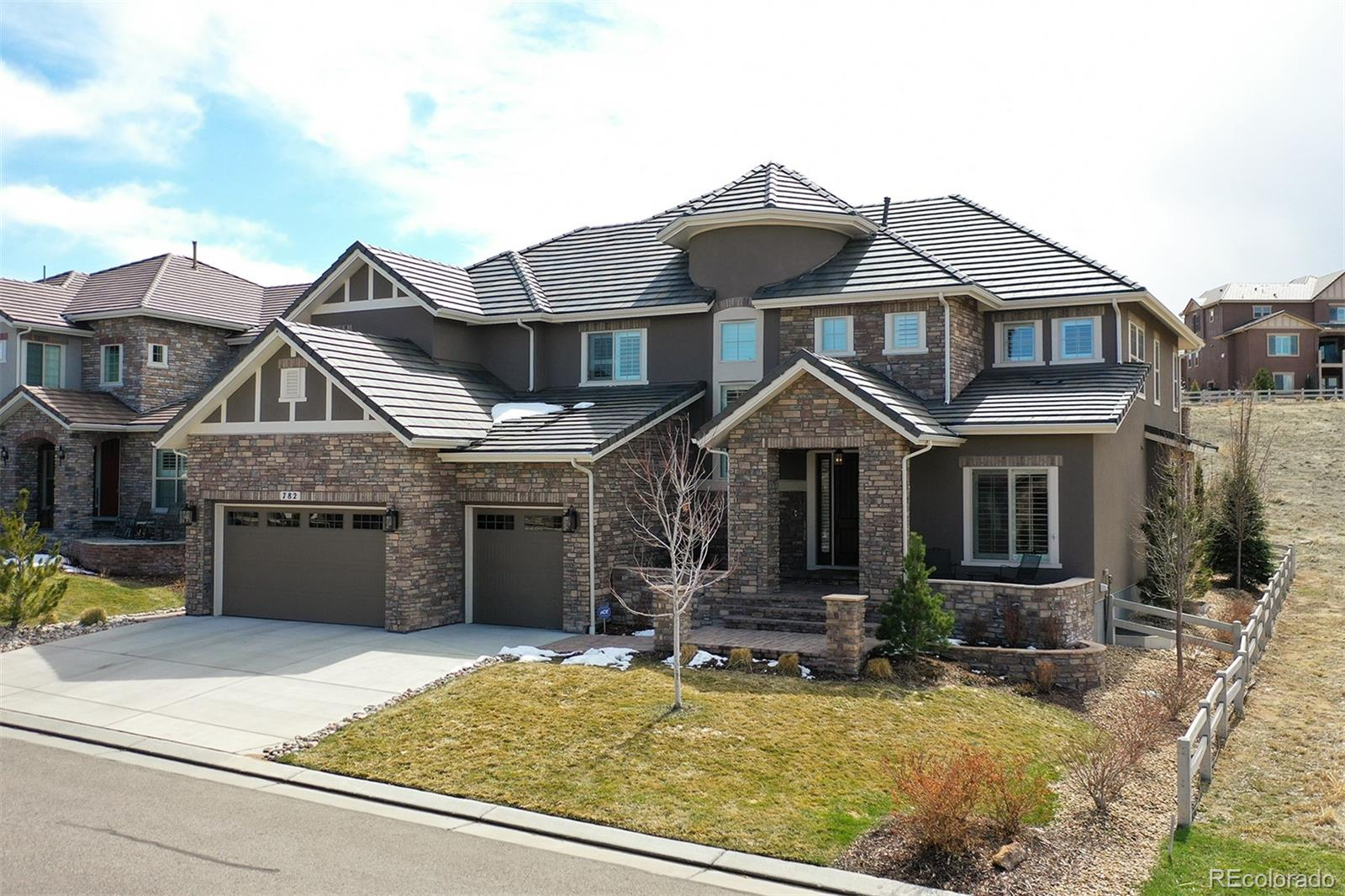 782 Braesheather Place, Highlands Ranch, CO 80126 - Highlands Ranch, CO real estate listing
