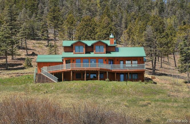 400 Lone Eagle Road Property Photo - Westcliffe, CO real estate listing