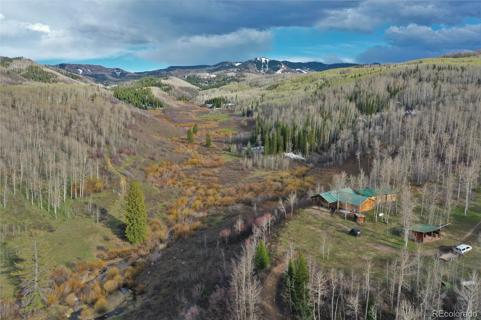 2604 County Road 53 Property Photo - Meeker, CO real estate listing