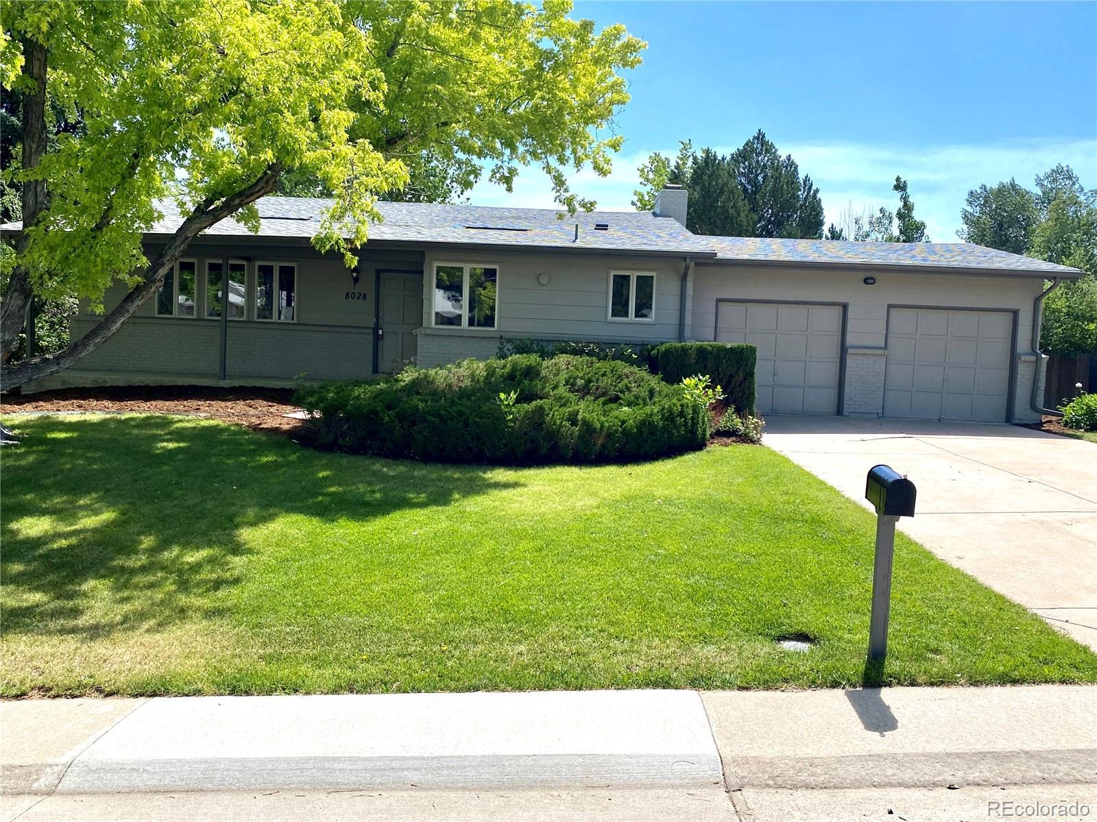 8028 S Marshall Street Property Photo - Littleton, CO real estate listing