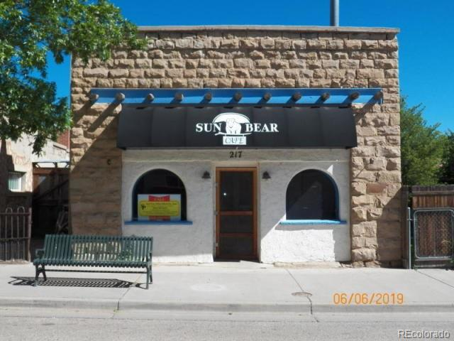 217 Main Street Property Photo - Aguilar, CO real estate listing