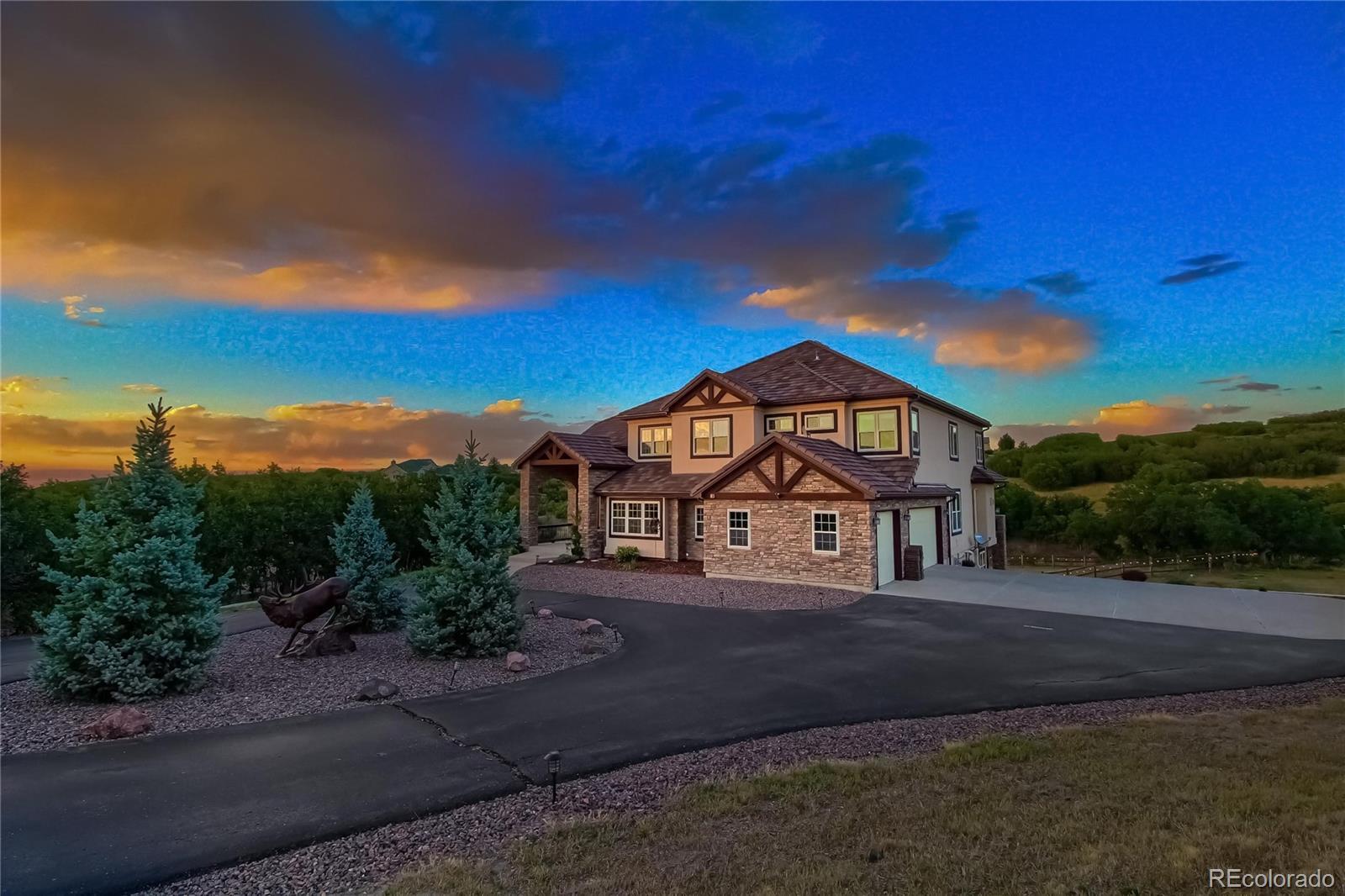 2205 Stevens Court Property Photo - Castle Rock, CO real estate listing