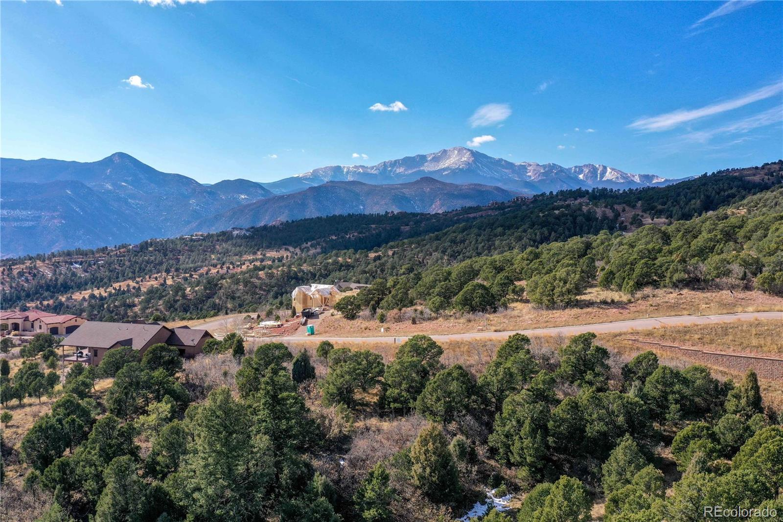 4060 Cedar Heights Drive Property Photo - Colorado Springs, CO real estate listing
