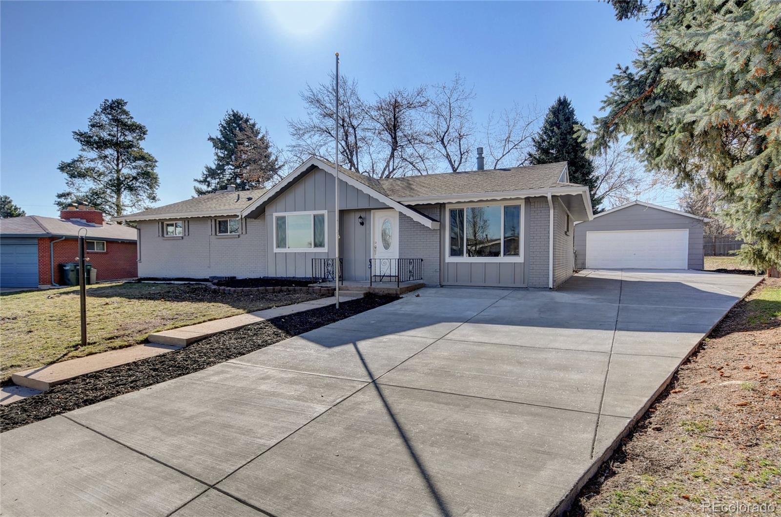 6116 S Adams Drive, Centennial, CO 80121 - Centennial, CO real estate listing