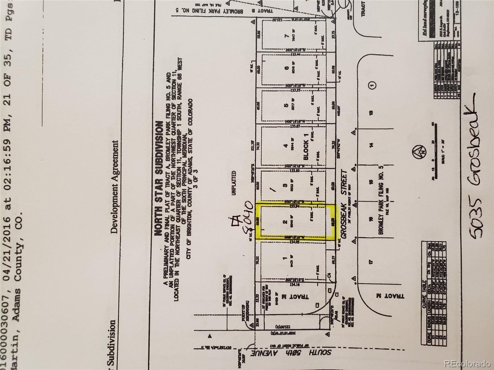 5035 Grosbeak Street, Brighton, CO 80601 - Brighton, CO real estate listing