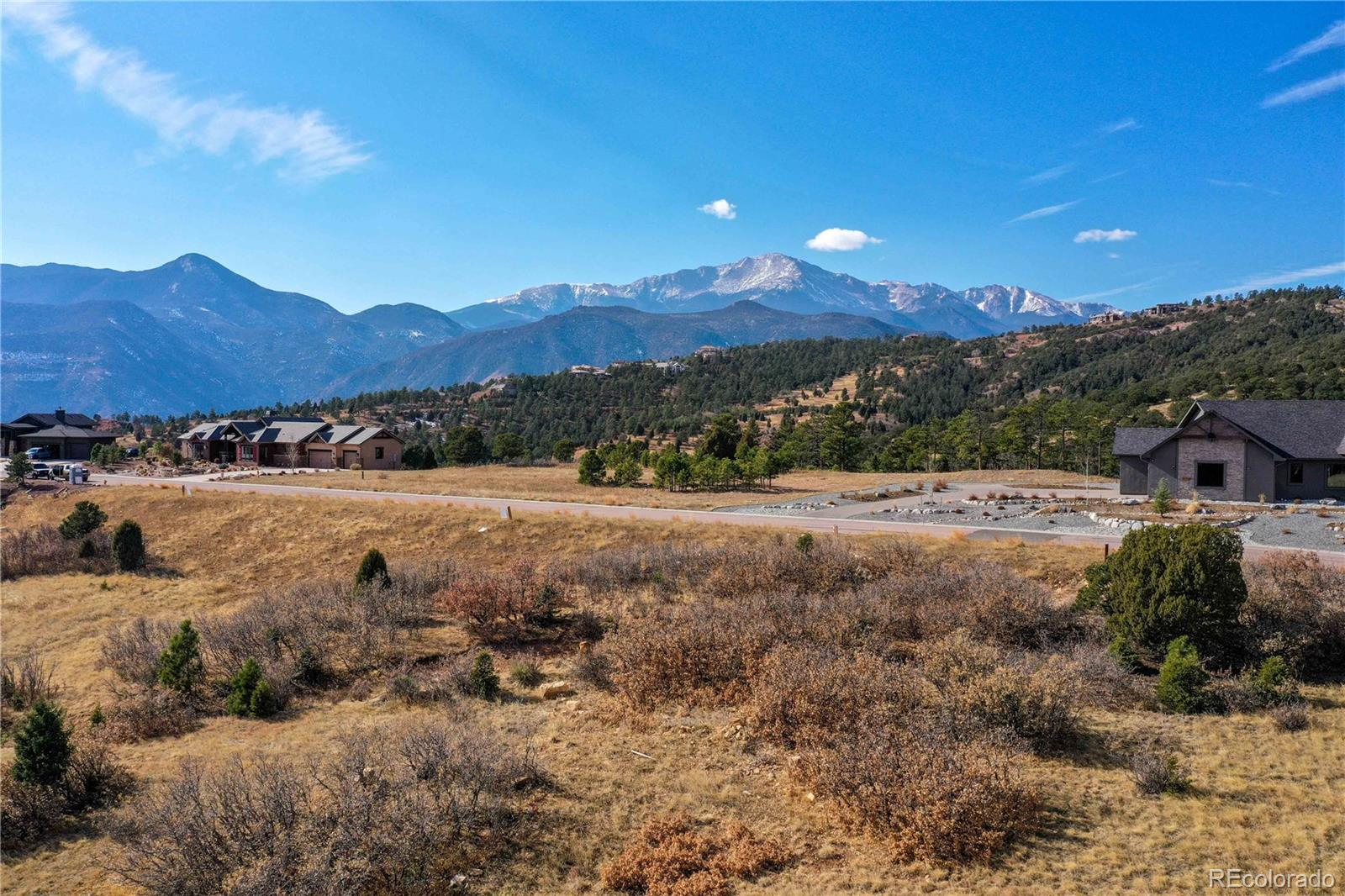 3785 Twisted Oak Circle Property Photo - Colorado Springs, CO real estate listing