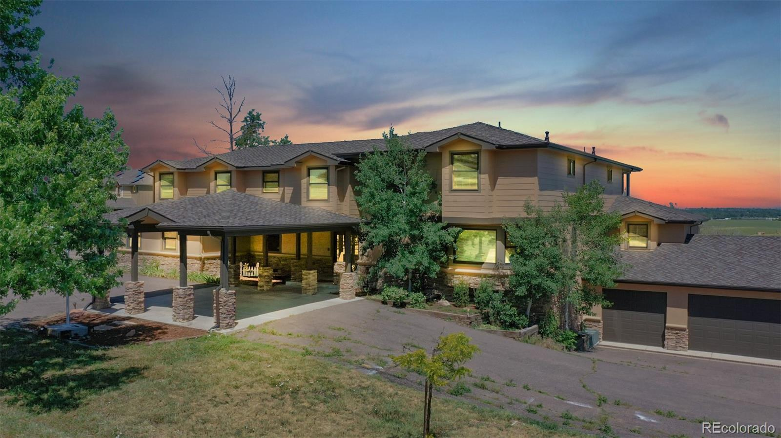 12745 Appaloosa Place Property Photo - Broomfield, CO real estate listing