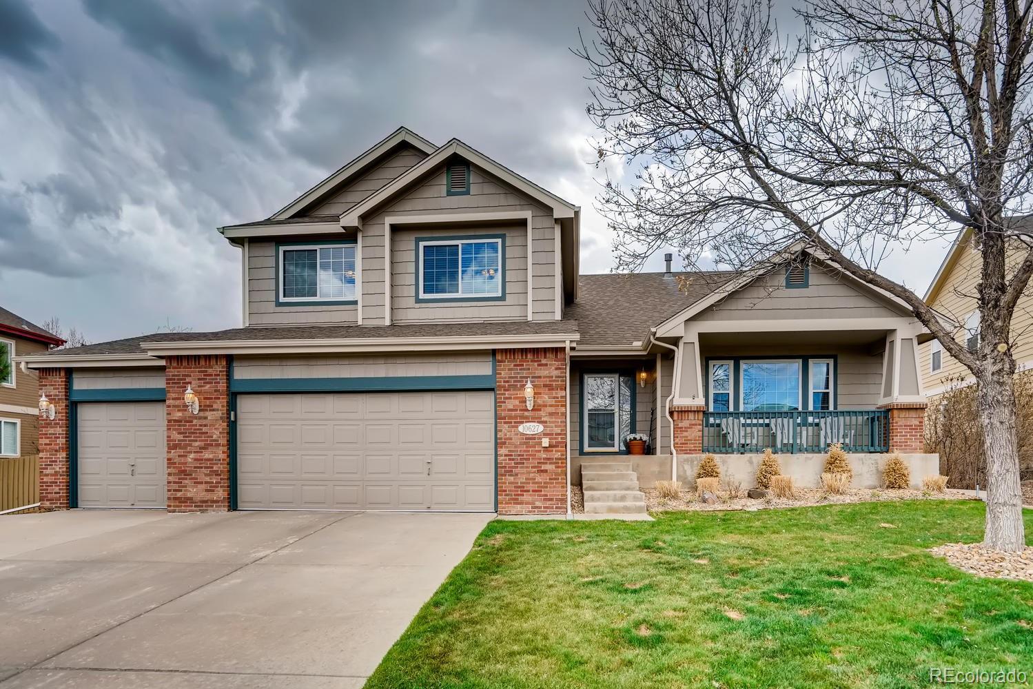 10627 Clarkeville Way Property Photo - Parker, CO real estate listing