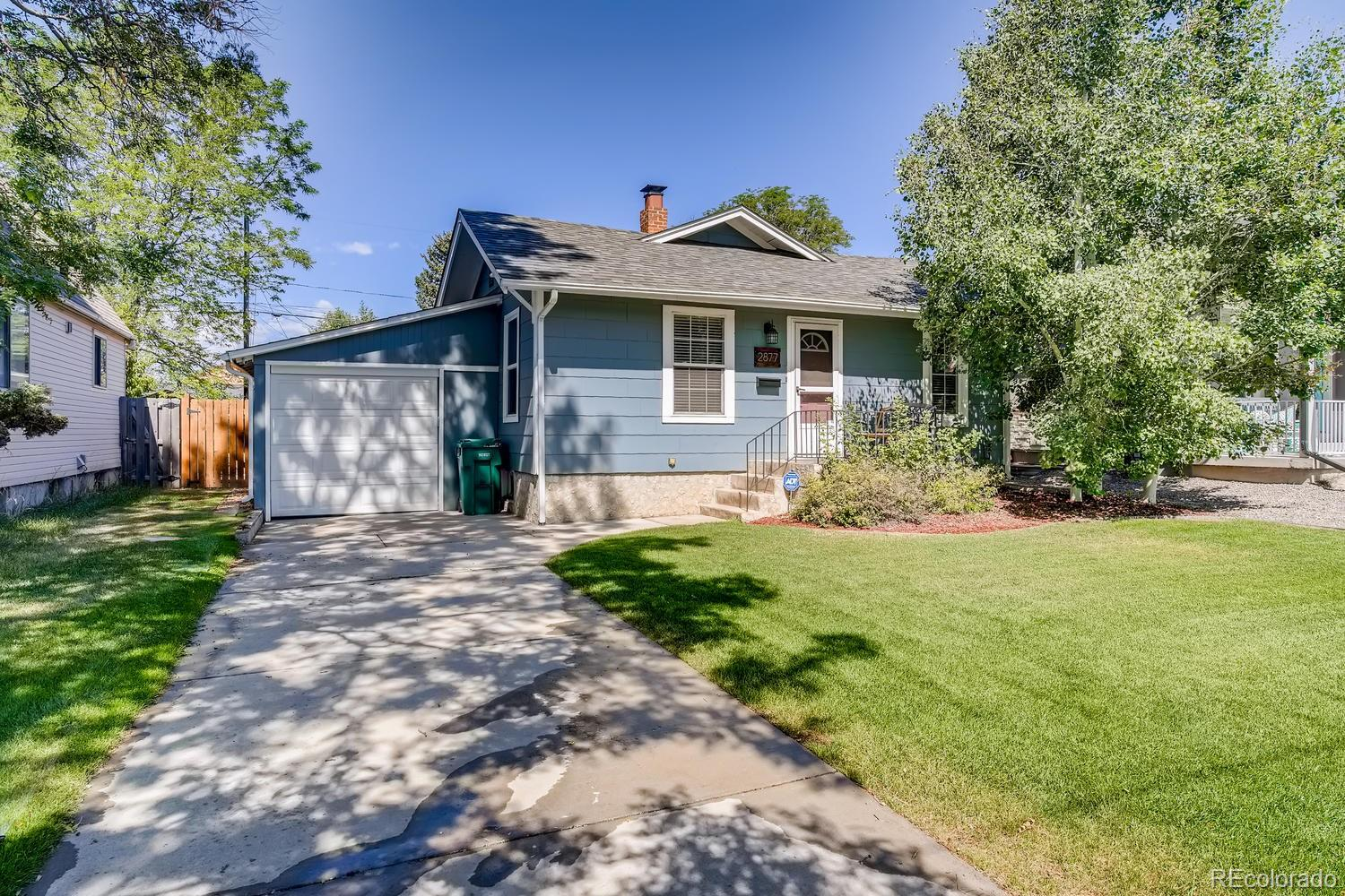 2877 S Logan Street Property Photo - Englewood, CO real estate listing