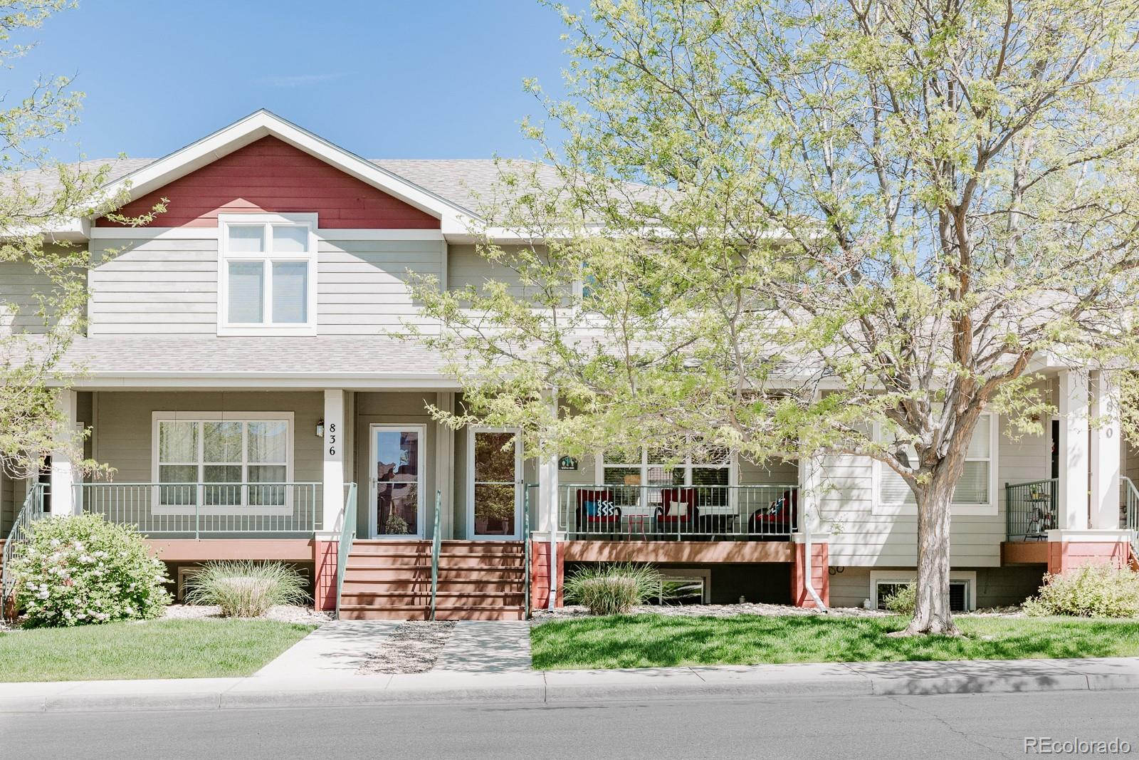 828 Welch Avenue Property Photo - Berthoud, CO real estate listing