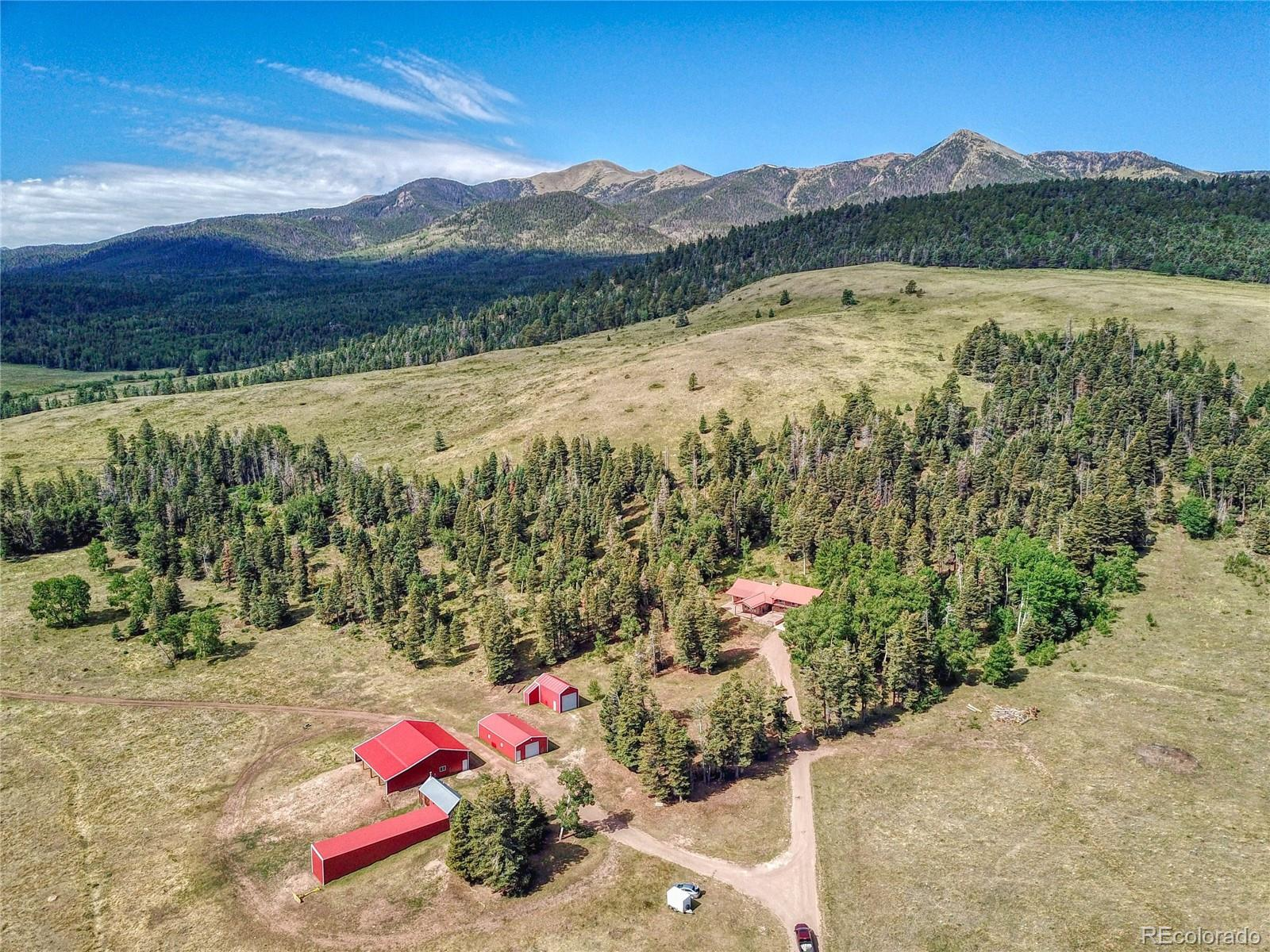 5714 County 111 Road, Westcliffe, CO 81252 - Westcliffe, CO real estate listing