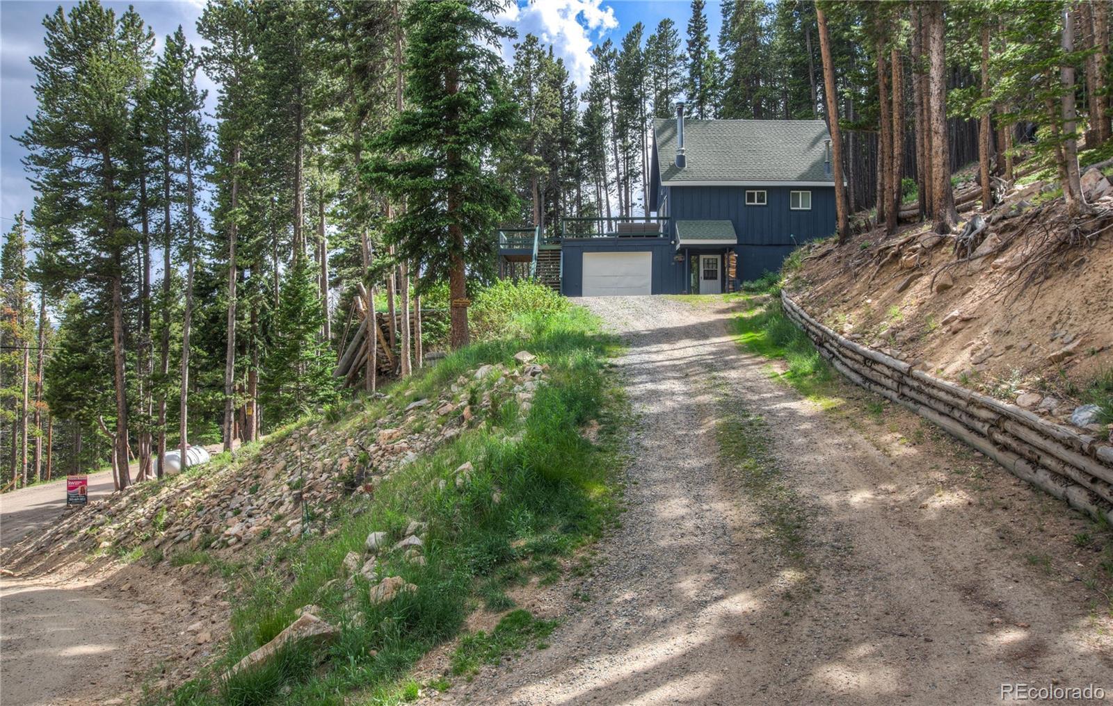 20 Texas Circle Property Photo - Idaho Springs, CO real estate listing