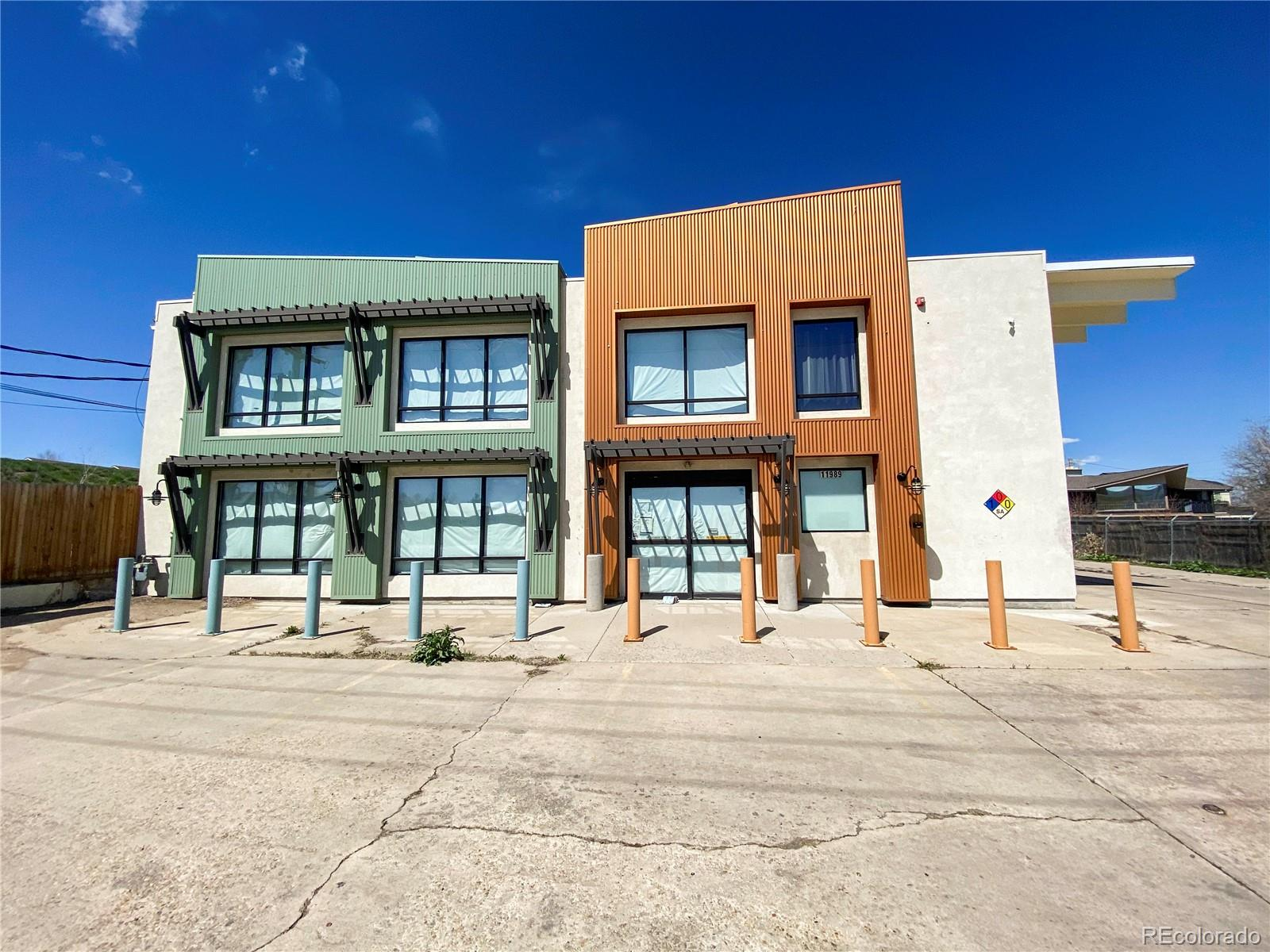 11989 West Colfax Avenue Property Photo - Lakewood, CO real estate listing