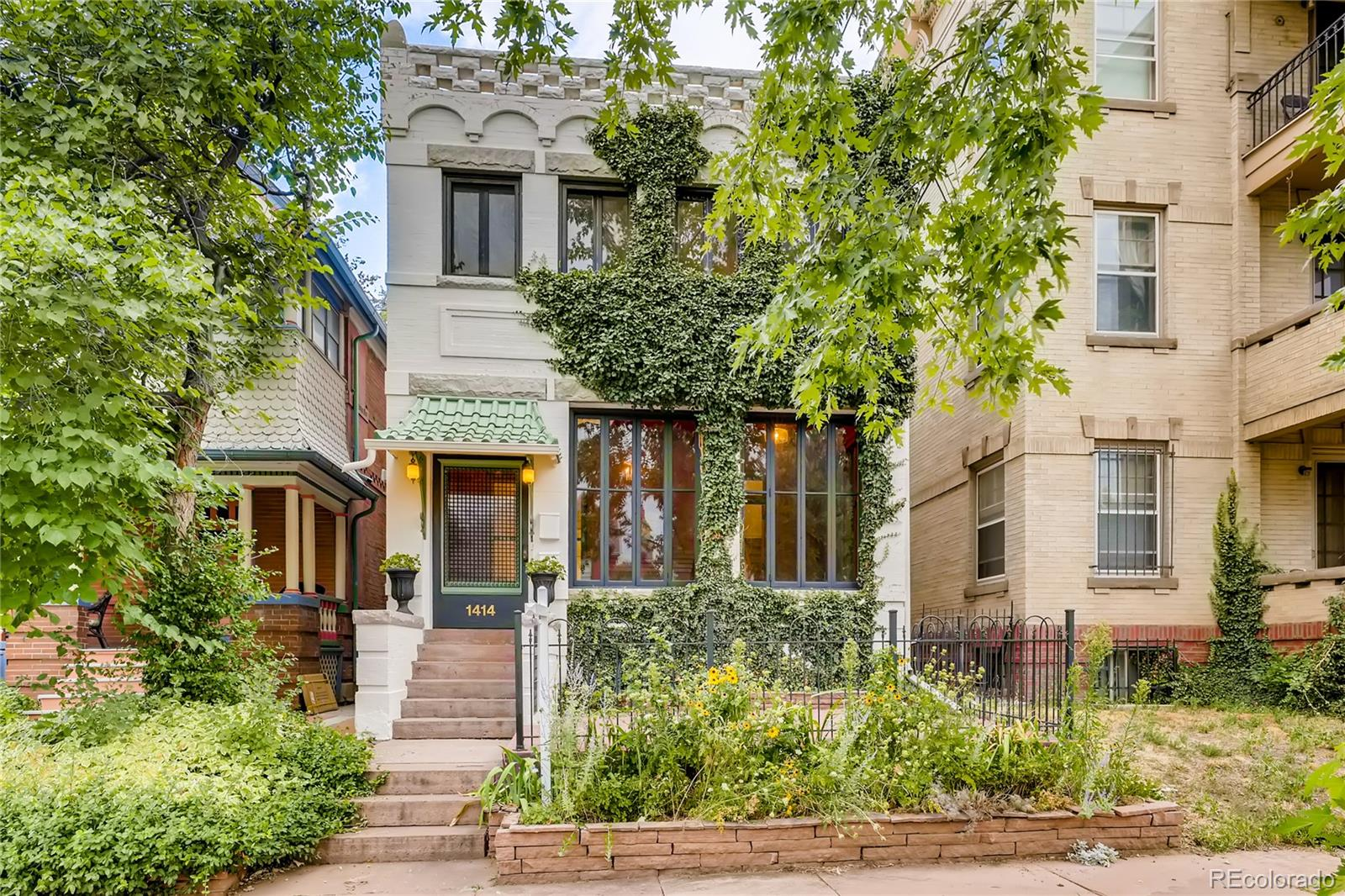 1414 Gaylord Street Property Photo - Denver, CO real estate listing