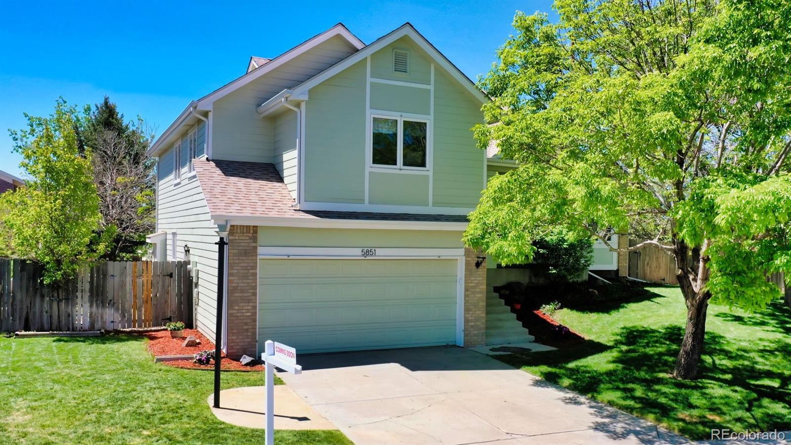 5851 S Quatar Circle Property Photo - Centennial, CO real estate listing
