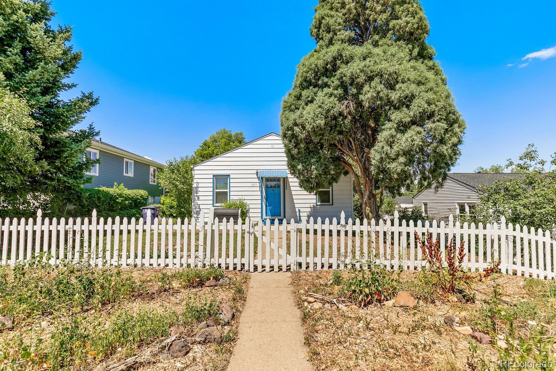 623 Tennyson Street Property Photo - Denver, CO real estate listing