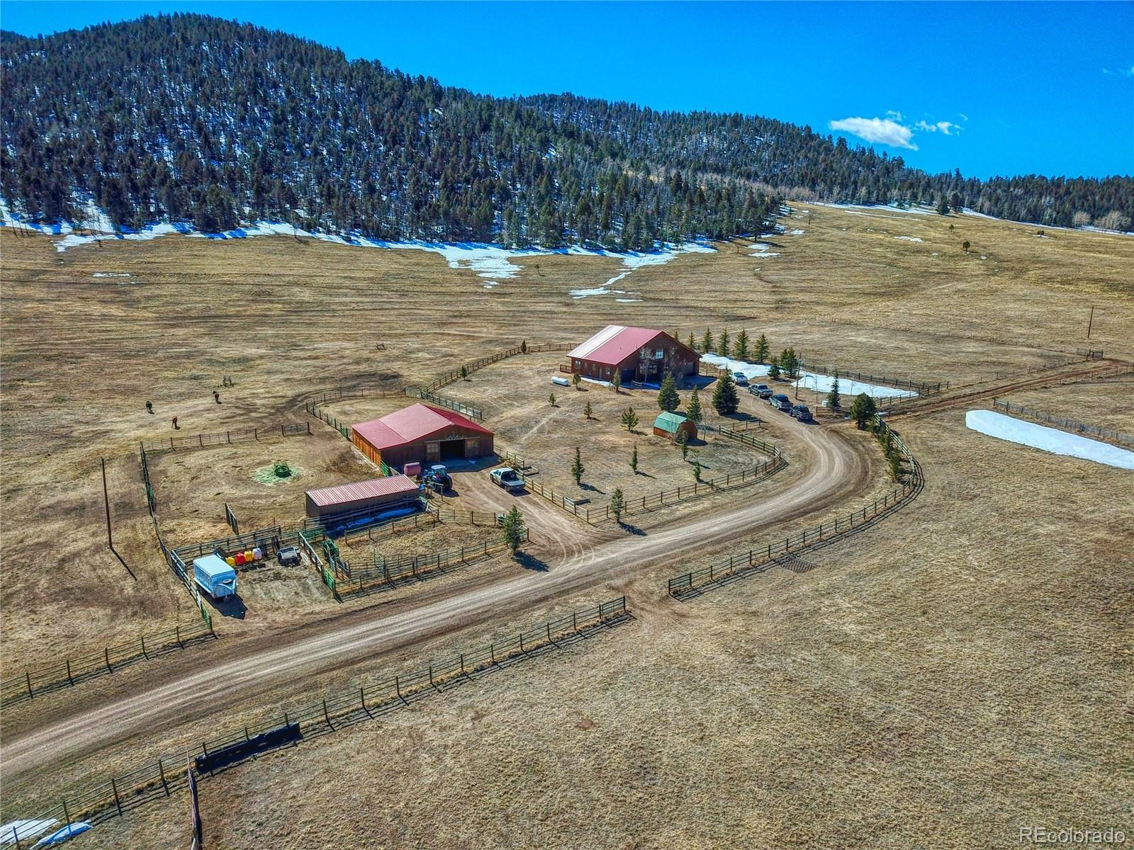 11900 CR 328 Property Photo - Westcliffe, CO real estate listing