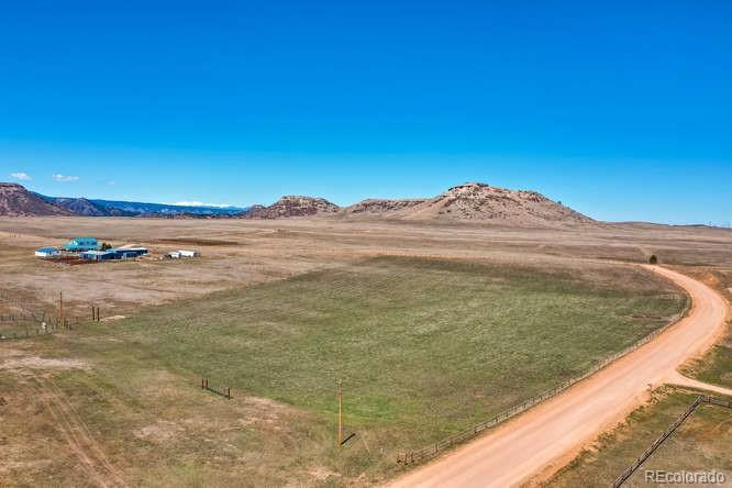 11733 Mesa View Road Property Photo - Larkspur, CO real estate listing