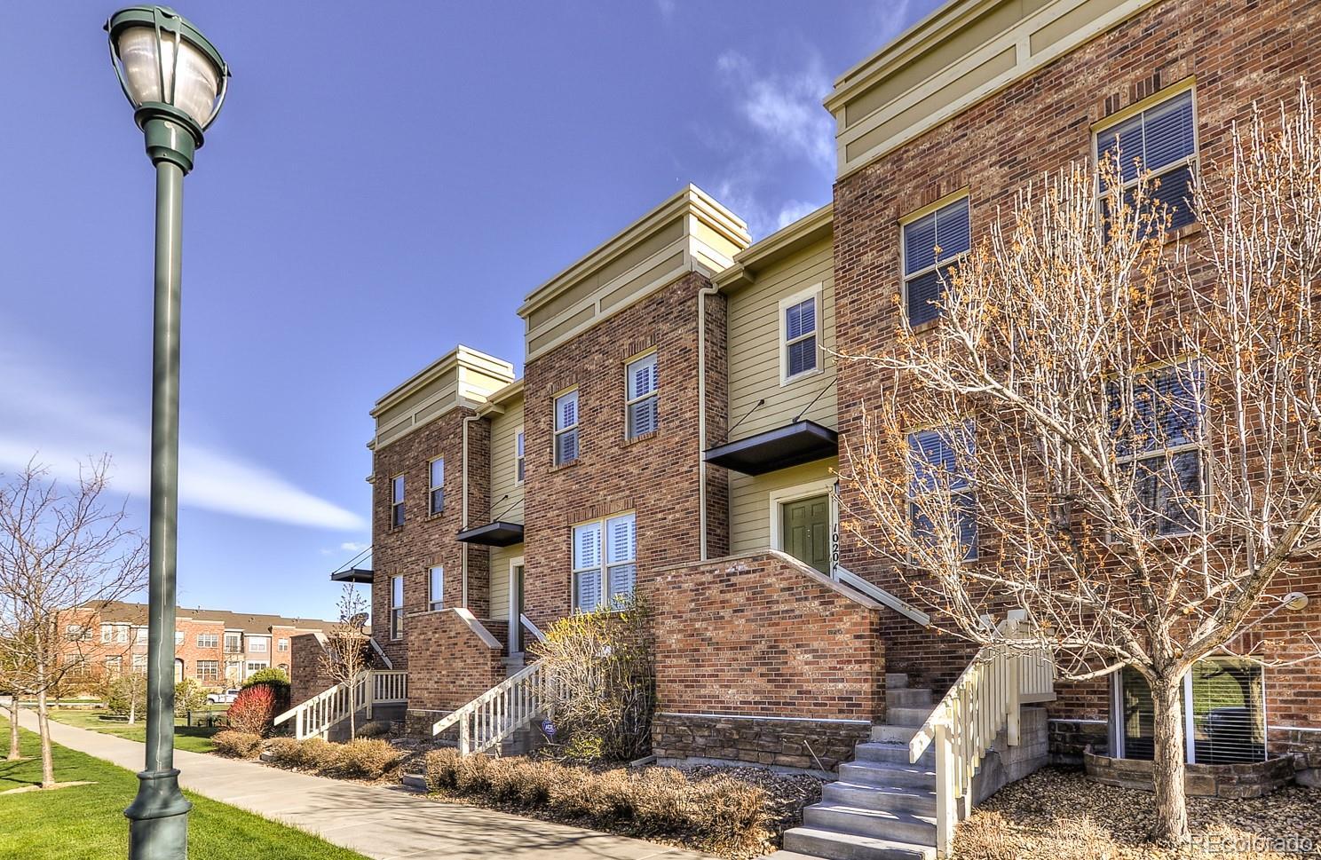 10204 Ridgegate Circle Property Photo - Lone Tree, CO real estate listing