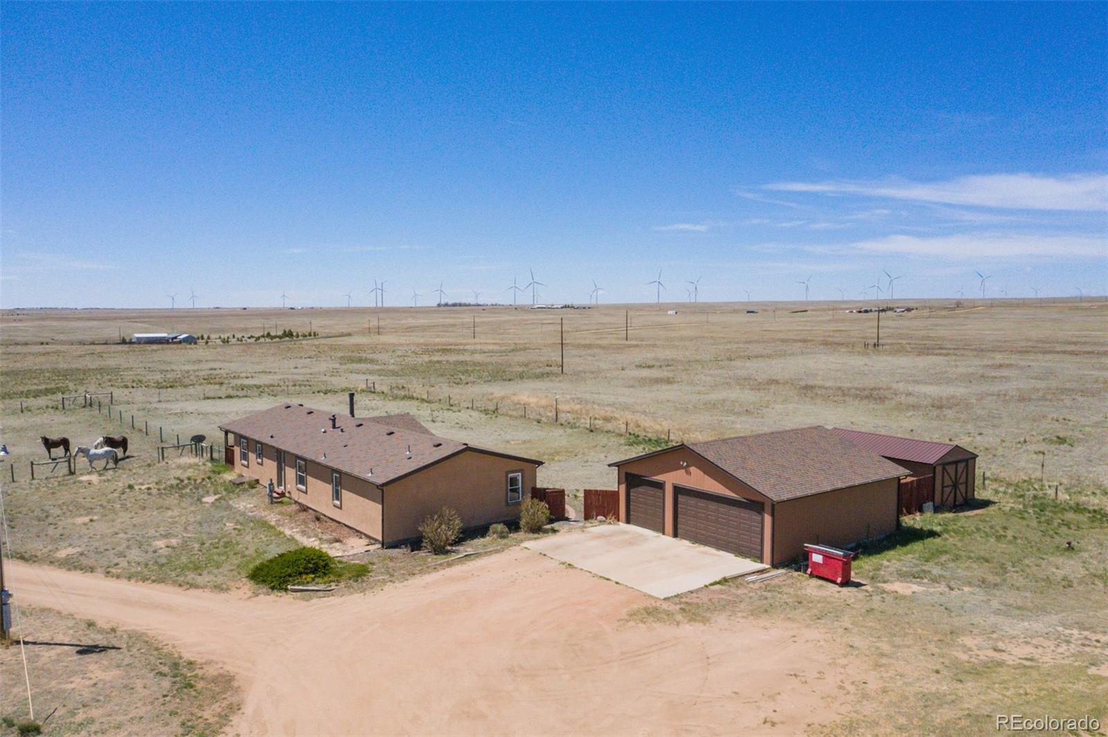 9940 Mulberry Road, Calhan, CO 80808 - Calhan, CO real estate listing