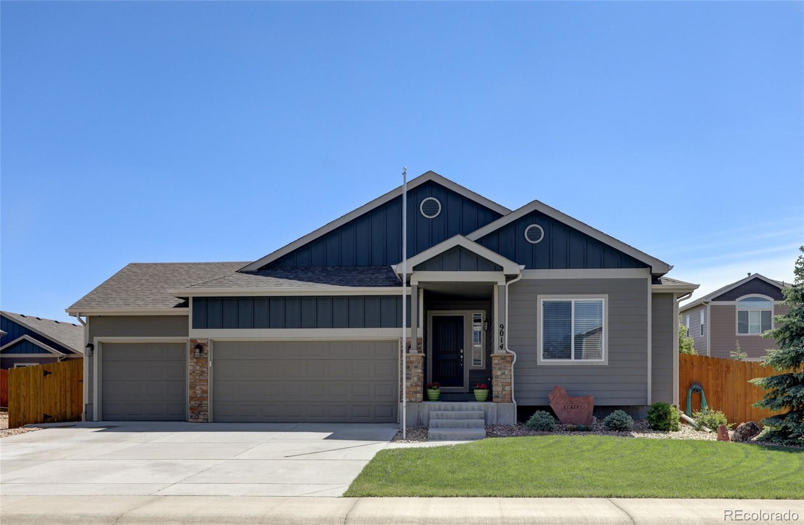 9014 Harlequin Circle, Frederick, CO 80504 - Frederick, CO real estate listing
