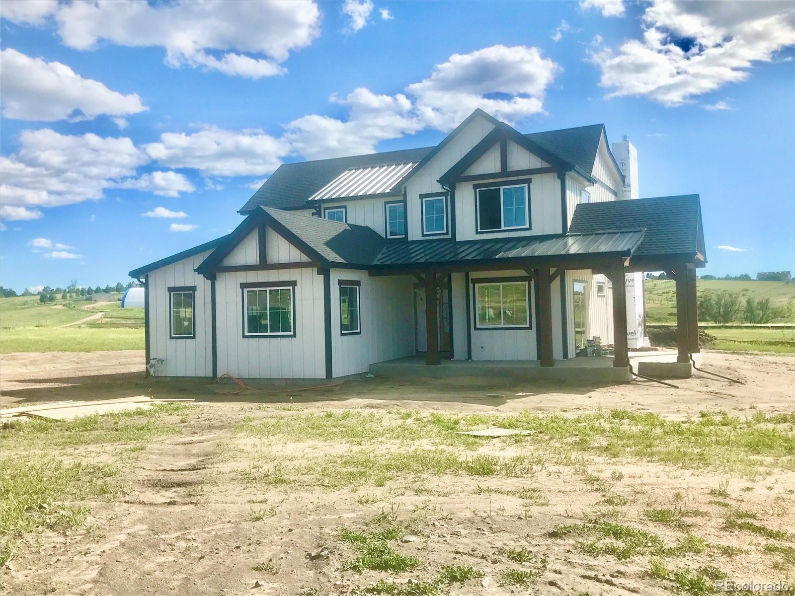 2795 Red Kit Road Property Photo - Franktown, CO real estate listing