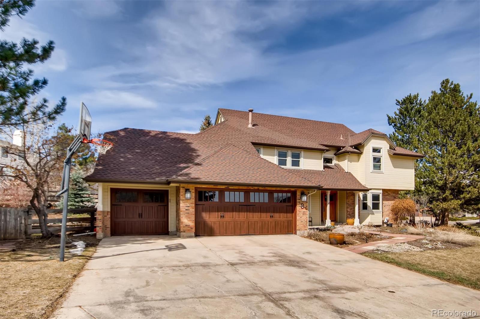 8 Desert Willow Lane Property Photo - Littleton, CO real estate listing