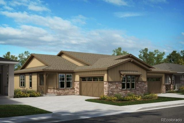 1949 Canyonpoint Lane Property Photo - Castle Pines, CO real estate listing