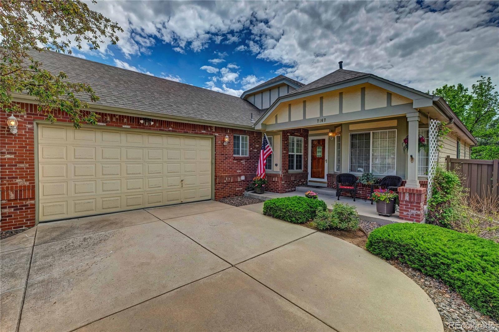 7167 W Belmont Drive Property Photo - Lakewood, CO real estate listing