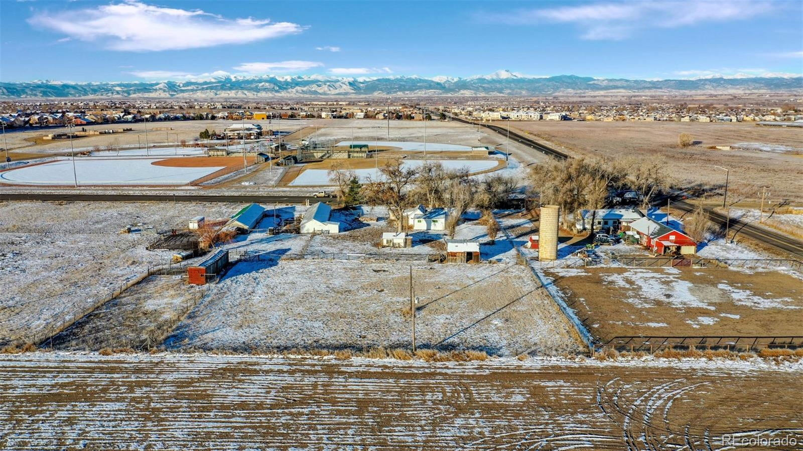 10950 County Road 15 Property Photo - Longmont, CO real estate listing