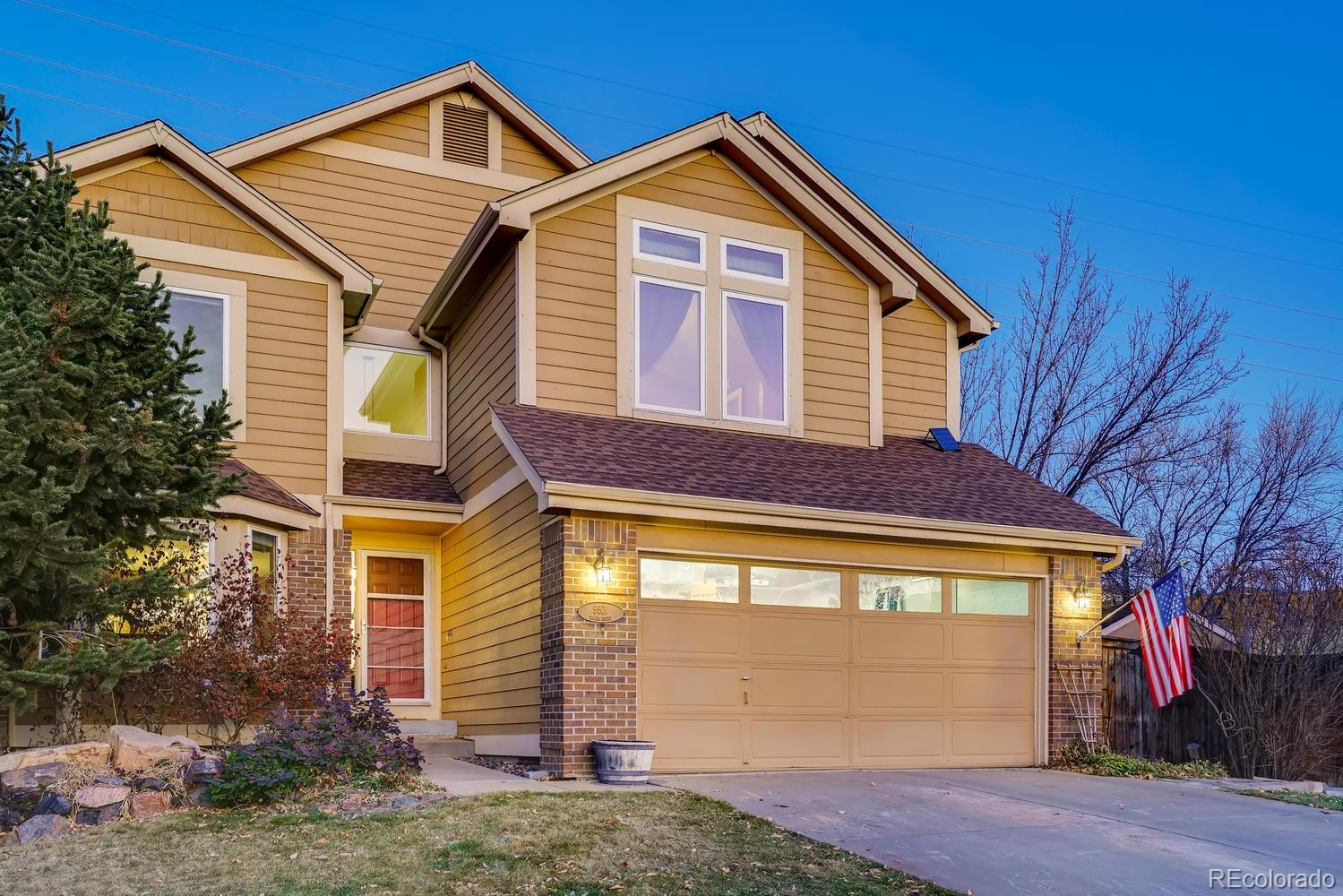 9601 Salem Court, Highlands Ranch, CO 80130 - Highlands Ranch, CO real estate listing