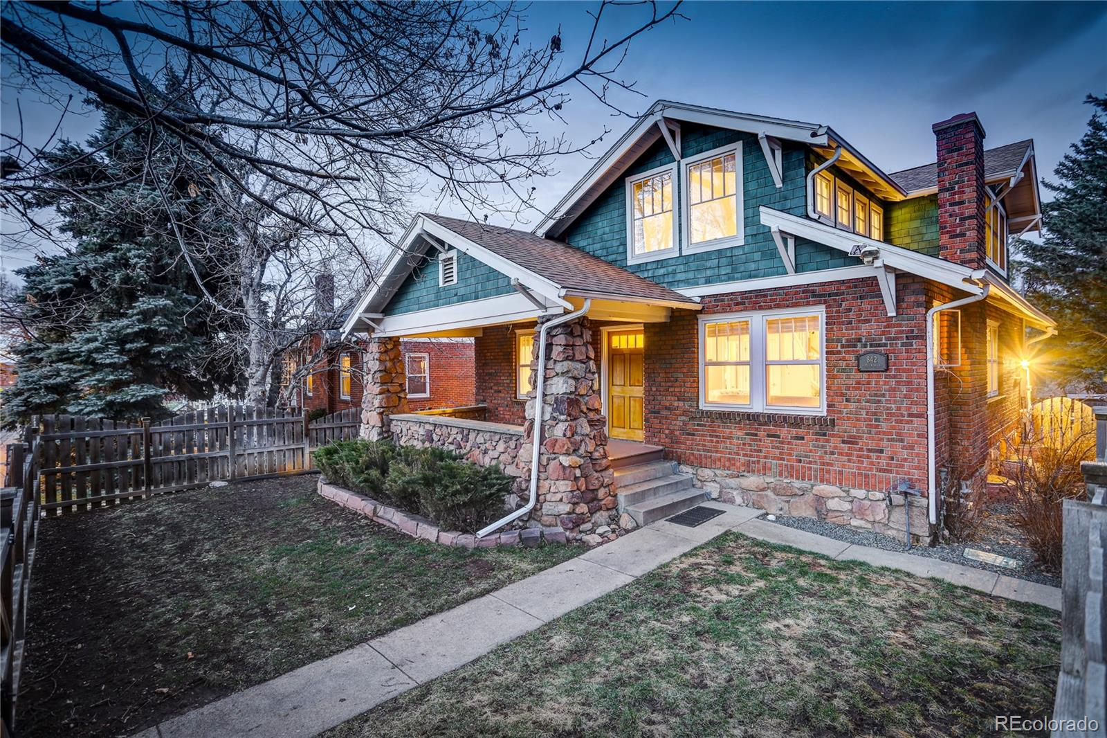 842 16th Street Property Photo - Boulder, CO real estate listing