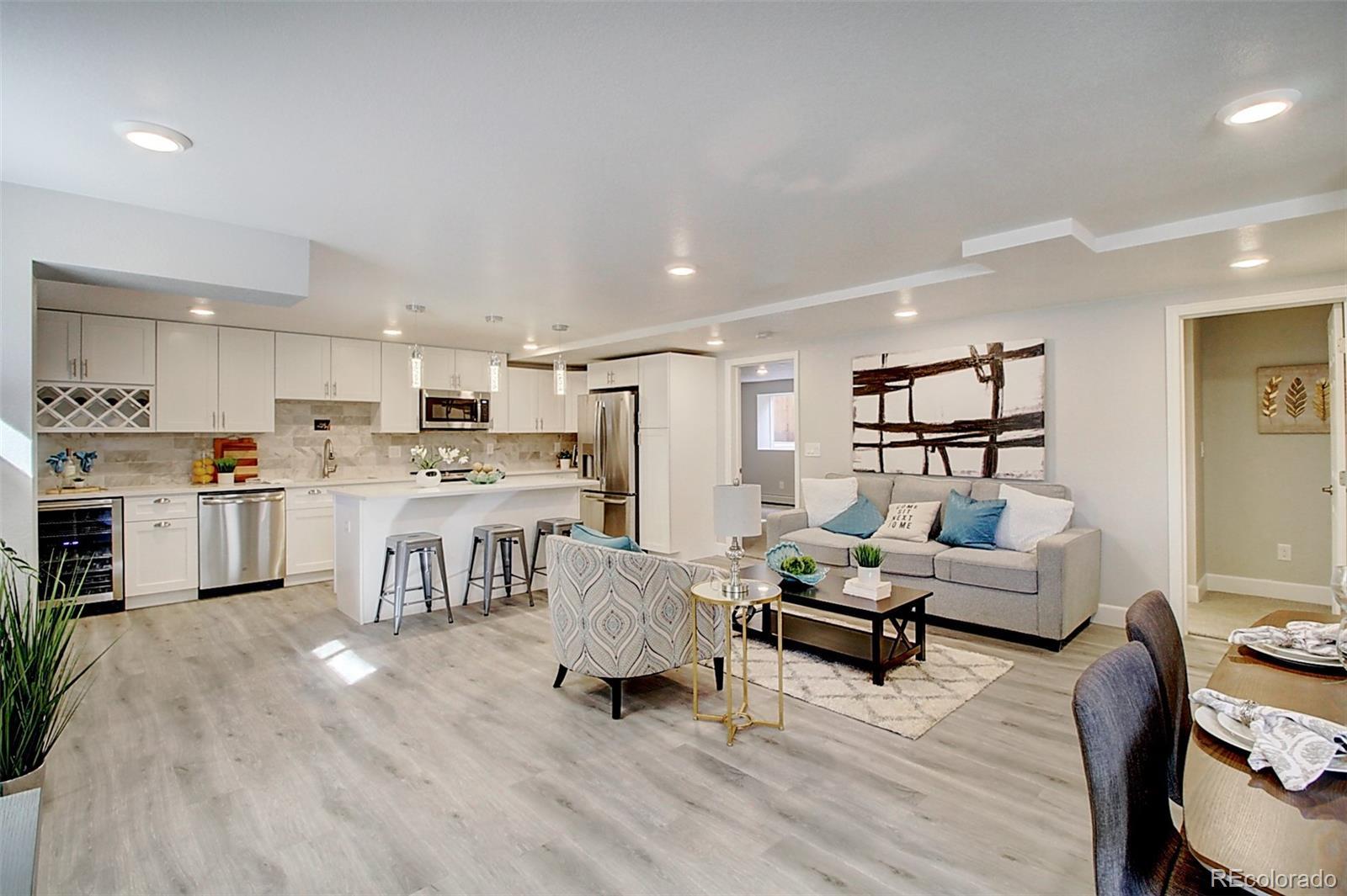 1755 N Gilpin Street #A, Denver, CO 80218 - Denver, CO real estate listing