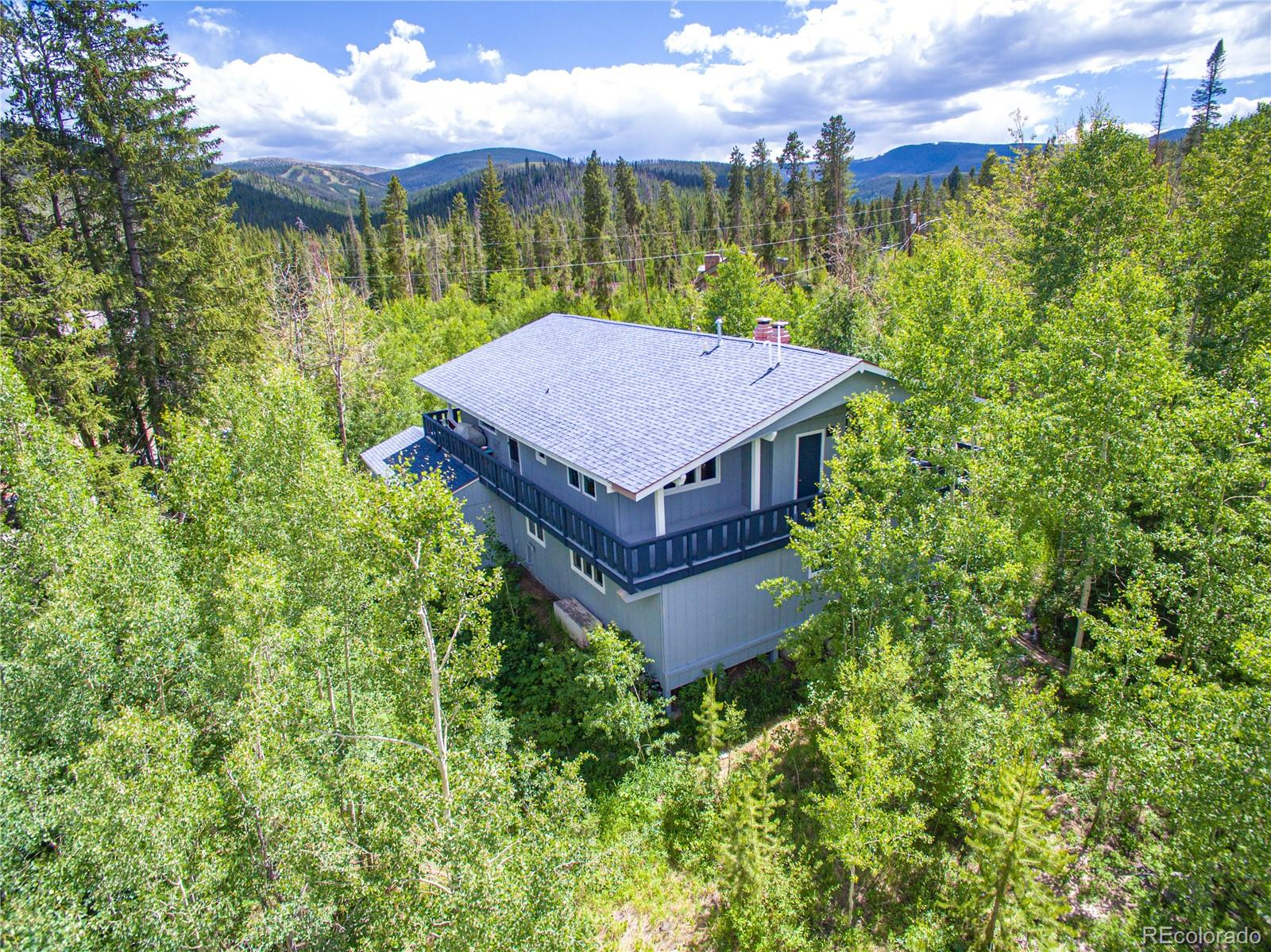 104 Van Anderson Drive Property Photo - Winter Park, CO real estate listing