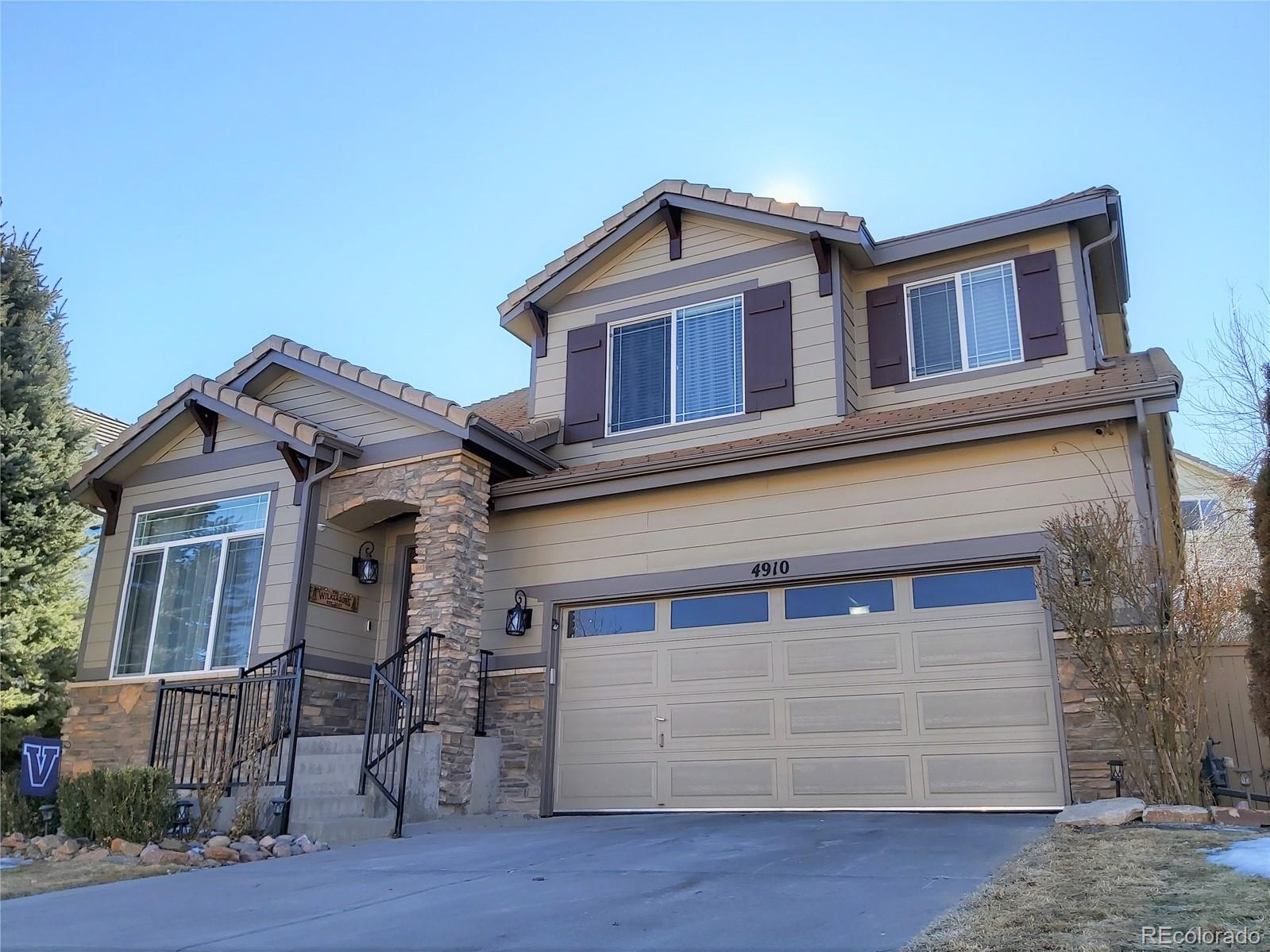 4910 Laurelglen Lane, Highlands Ranch, CO 80130 - Highlands Ranch, CO real estate listing