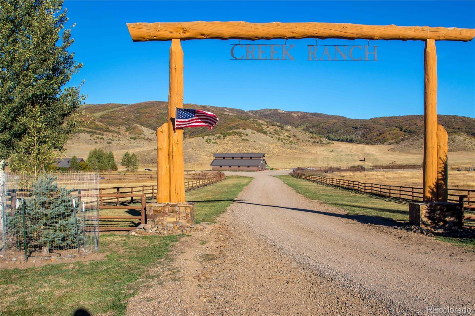 32020 Mack Lane Property Photo - Oak Creek, CO real estate listing