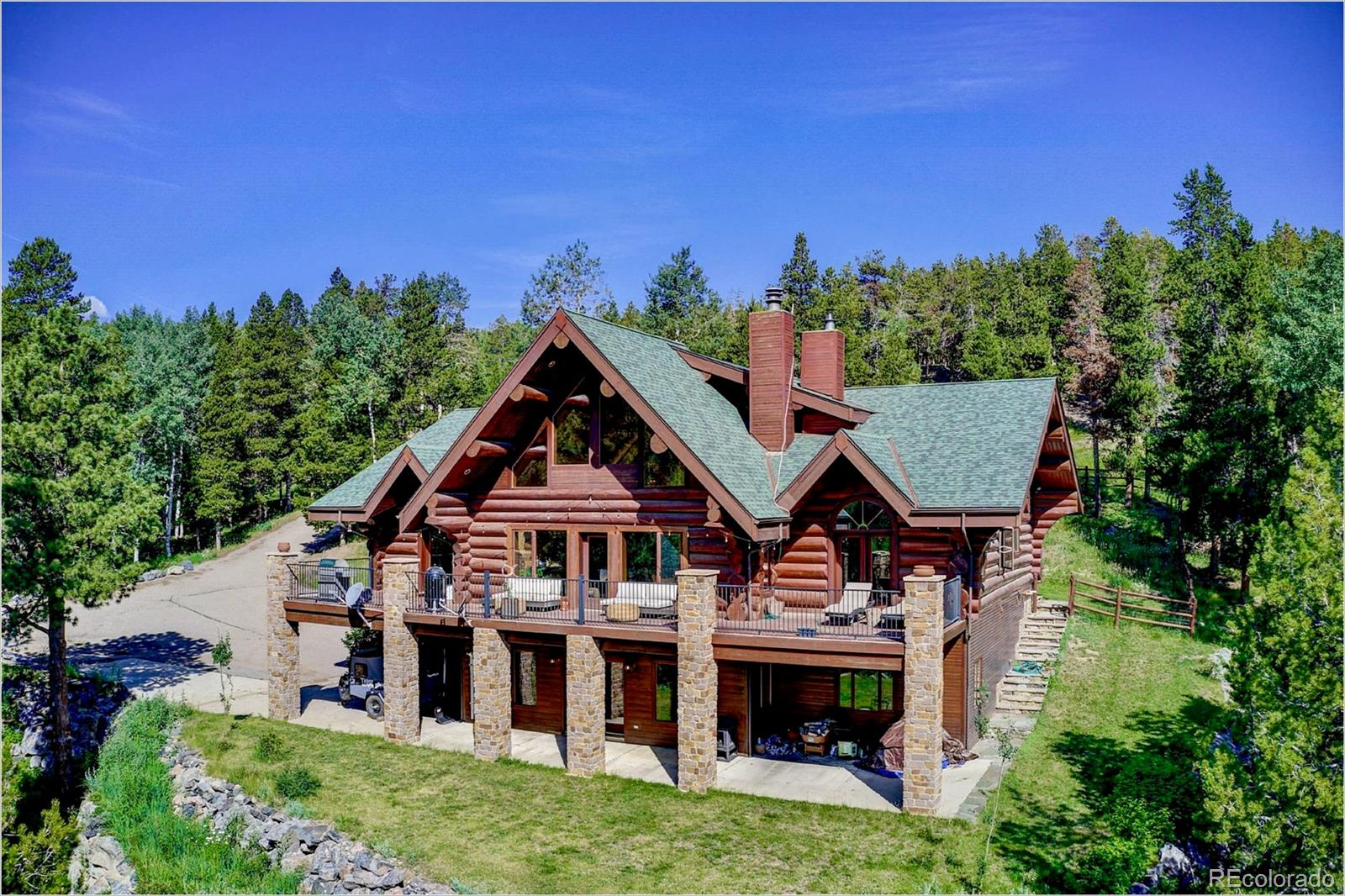 2880 Sinton Road, Evergreen, CO 80439 - Evergreen, CO real estate listing