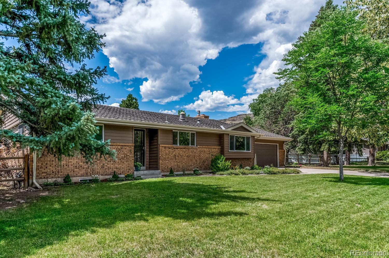 16342 W 55th Place Property Photo - Golden, CO real estate listing