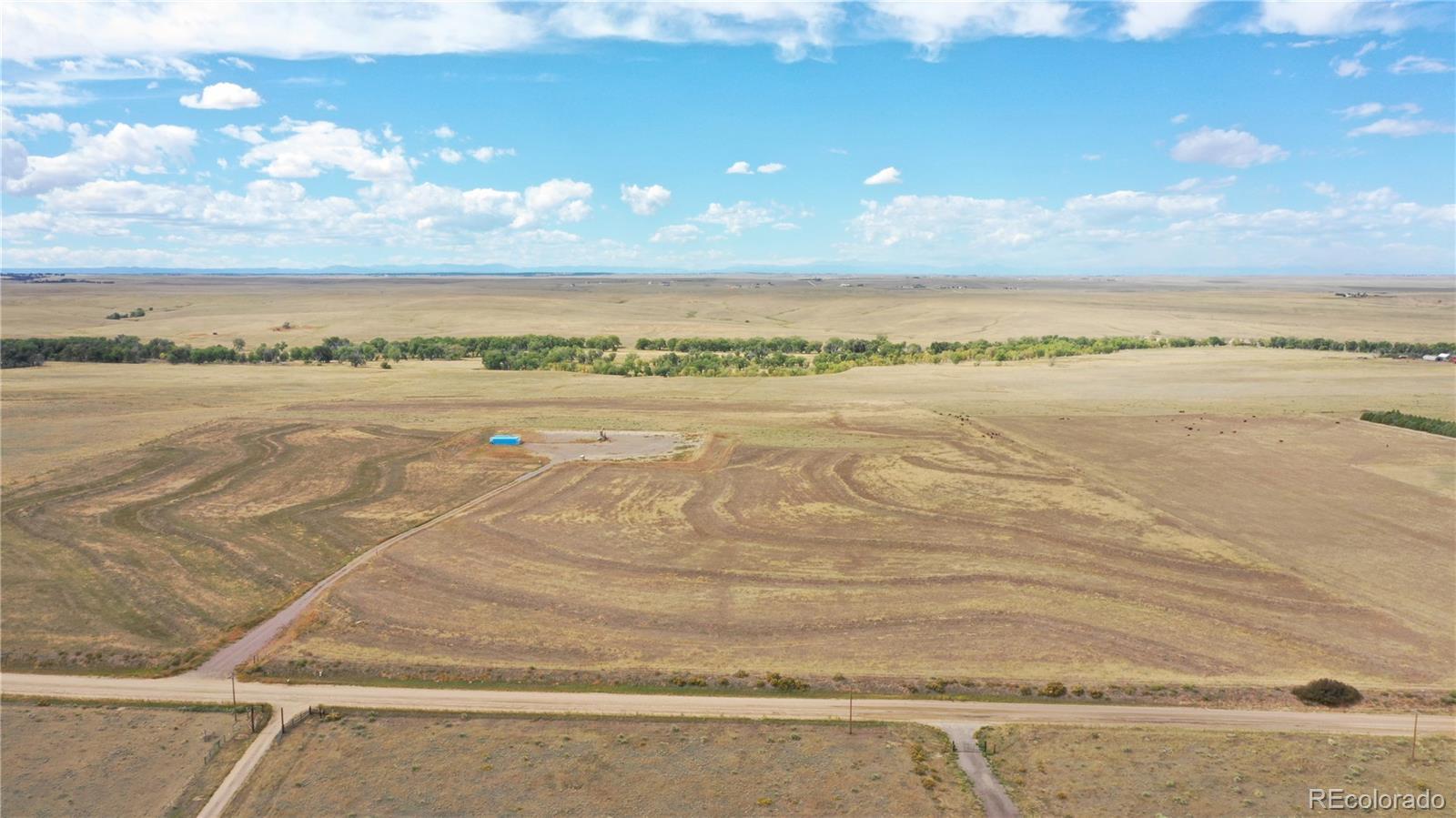 Parcel 3 Comanche Creek Road Property Photo - Kiowa, CO real estate listing