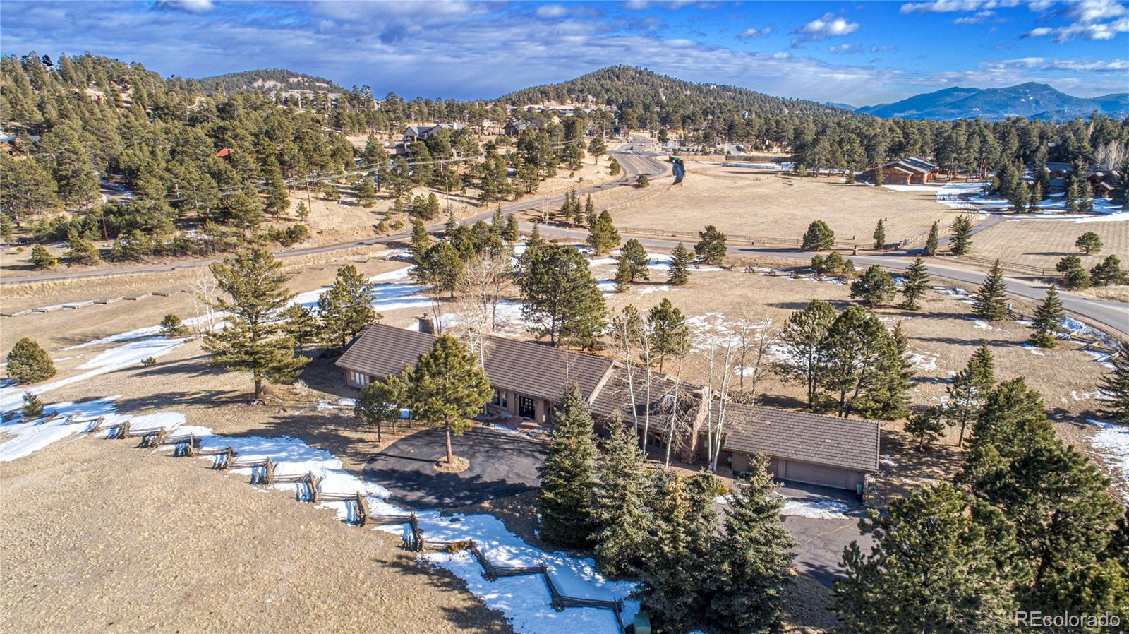 32399 Woodland Drive, Evergreen, CO 80439 - Evergreen, CO real estate listing