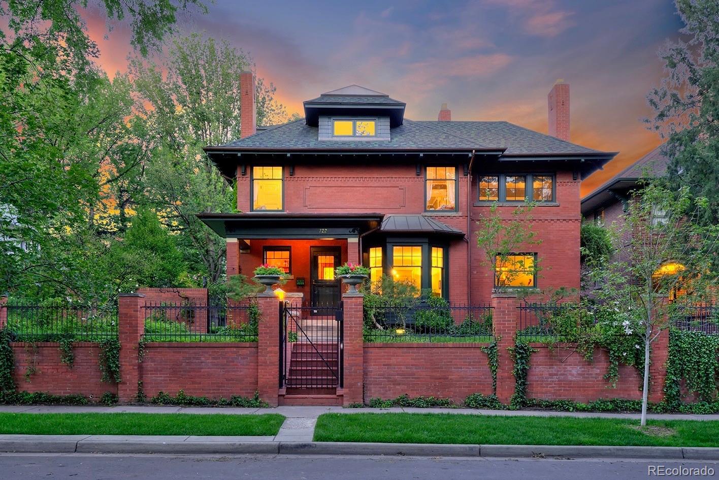 722 N Humboldt Street Property Photo - Denver, CO real estate listing