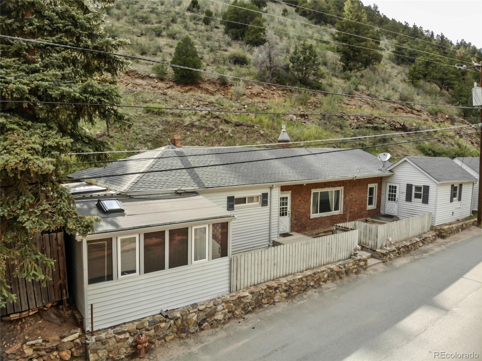 207 Virginia Canyon Road Property Photo - Idaho Springs, CO real estate listing