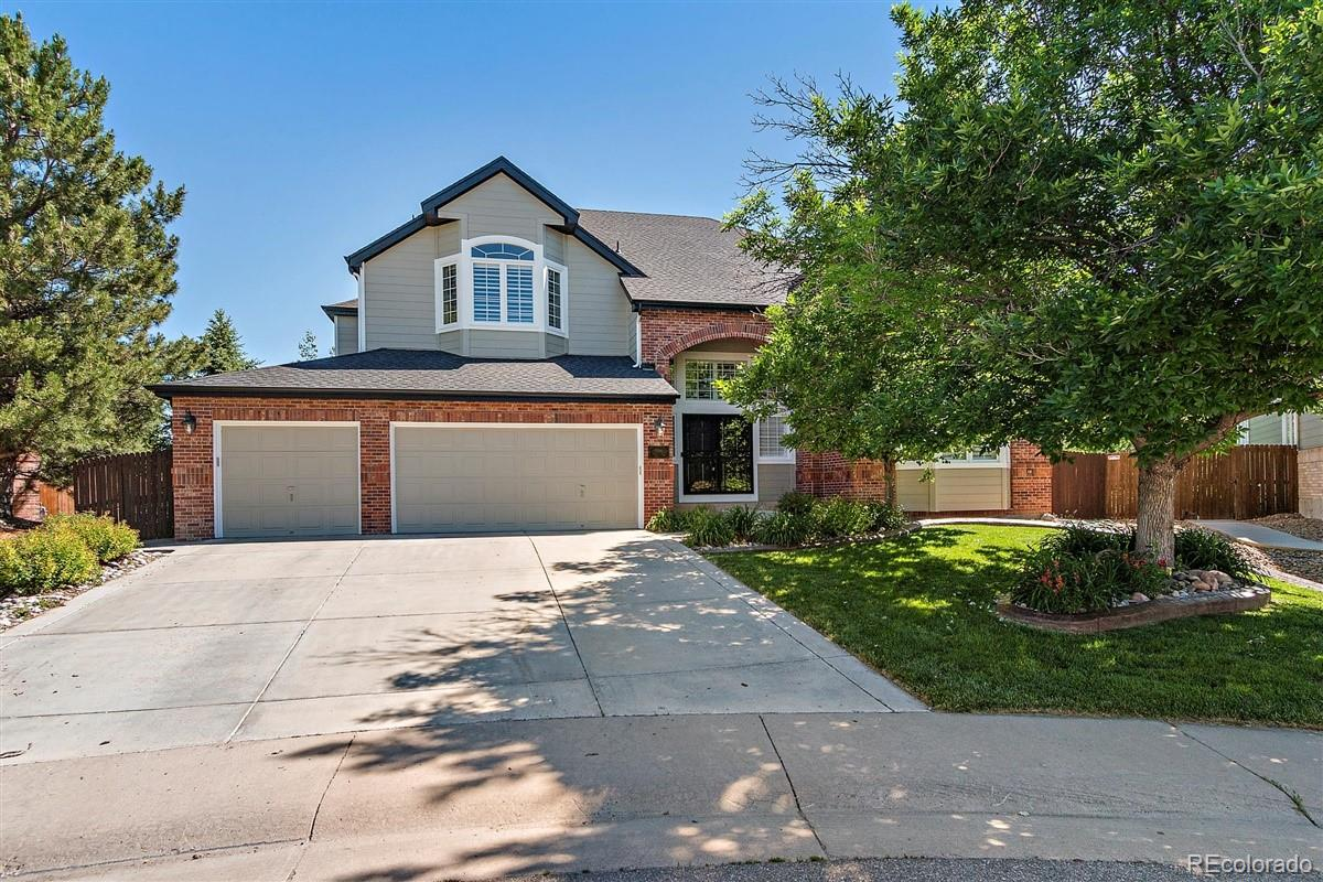 9564 Fairview Place Property Photo - Lone Tree, CO real estate listing