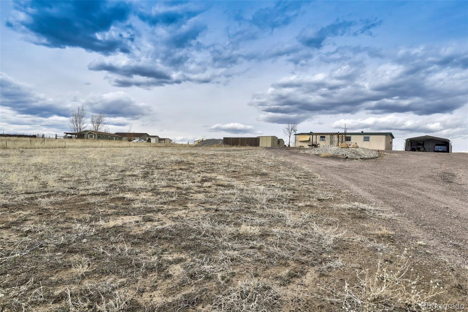 16930 Sage Lake Court Property Photo - Peyton, CO real estate listing