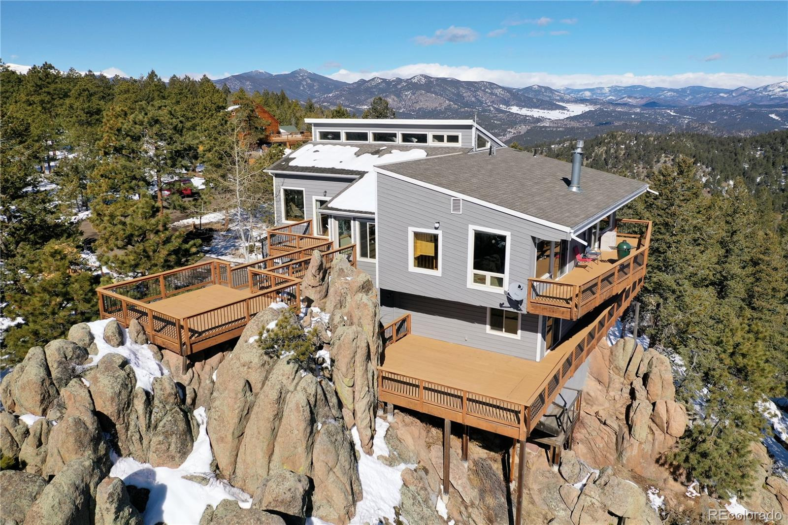5852 S Langdon Drive, Evergreen, CO 80439 - Evergreen, CO real estate listing