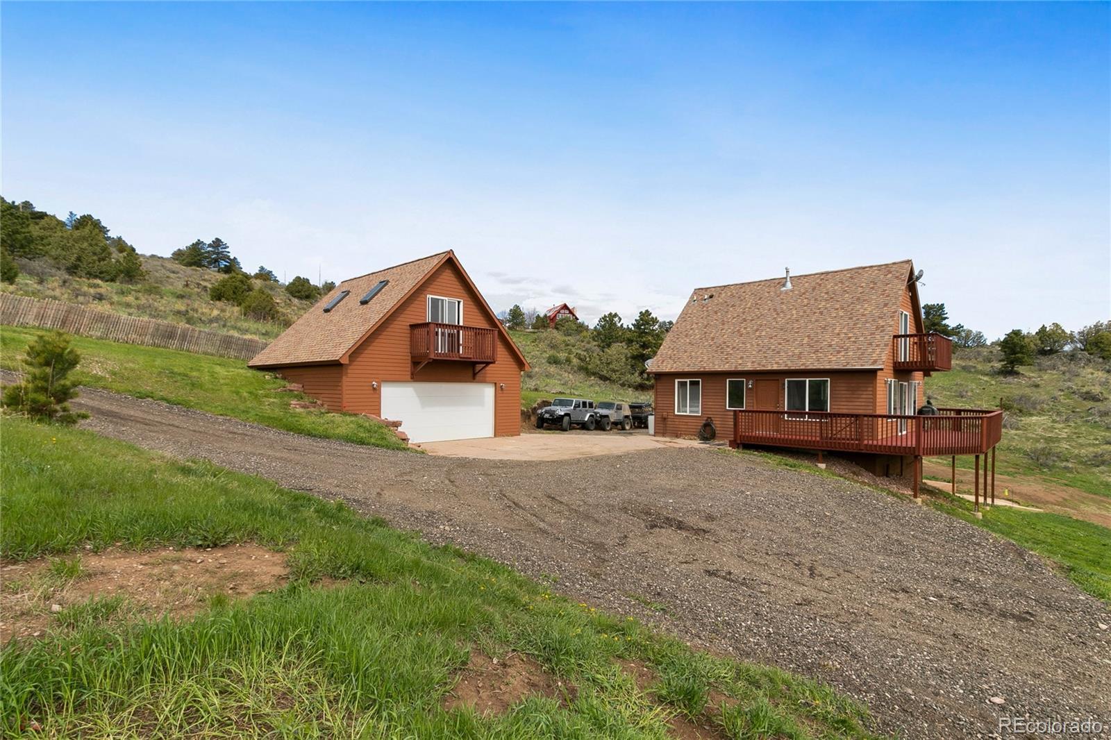 8001 Wolverine Court Property Photo - Loveland, CO real estate listing