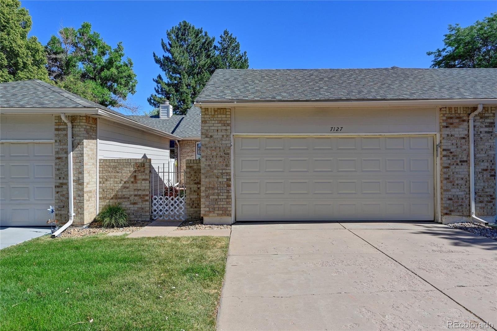 7127 S Vine Circle W Property Photo - Centennial, CO real estate listing
