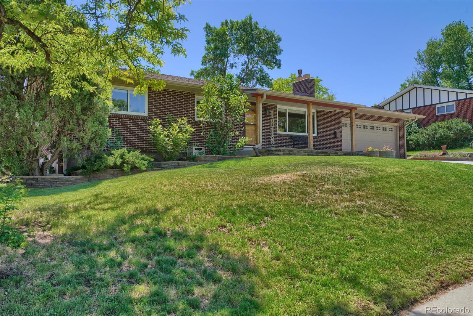 1618 S Van Gordon Court Property Photo - Lakewood, CO real estate listing