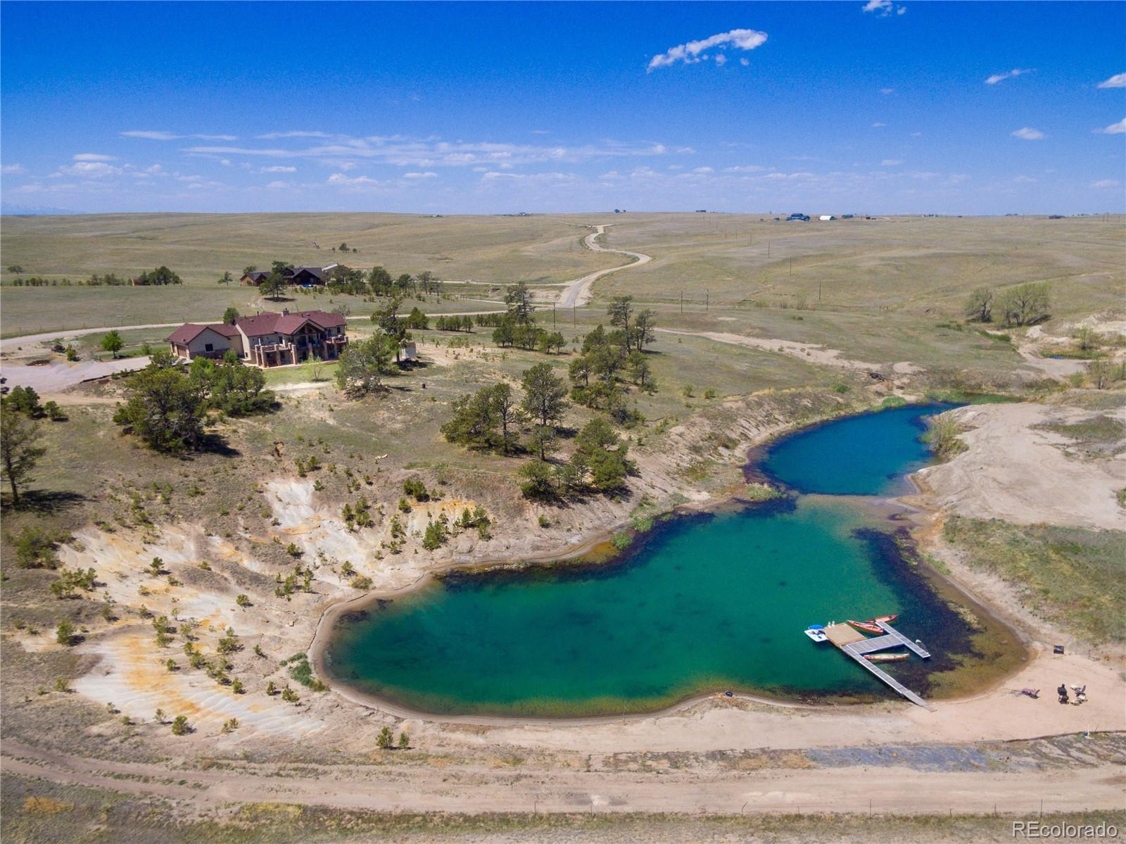 25040 Longhorn Trail Property Photo - Ramah, CO real estate listing
